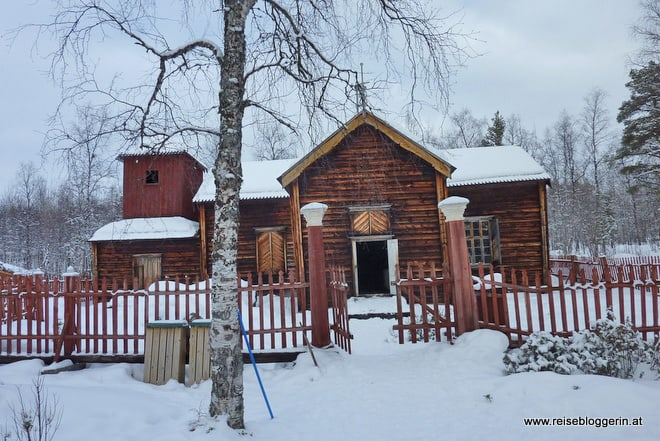 Pielpajärvi Kirche