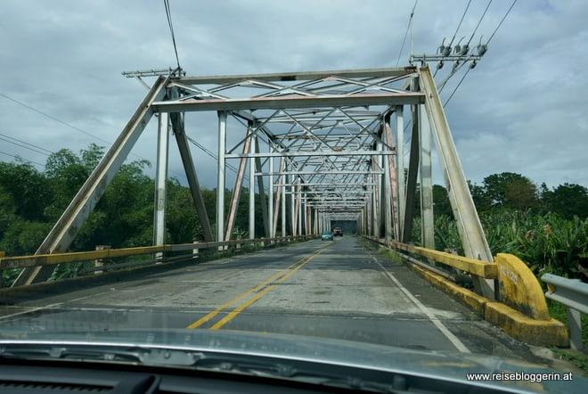 Brücke in Costa Rica