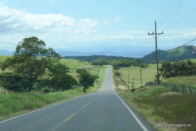 Mit dem Mietauto durch Costa Rica