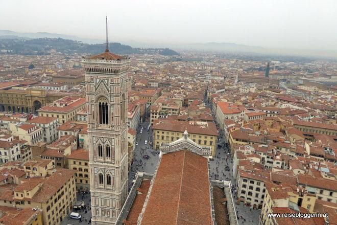Der Campanile in Florenz