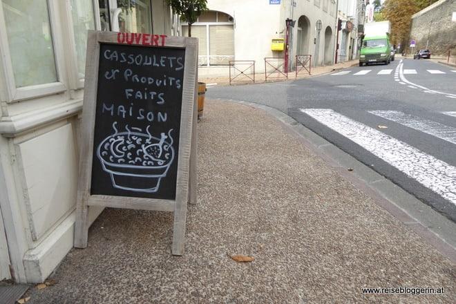 Cassoulet in Castelnaudary
