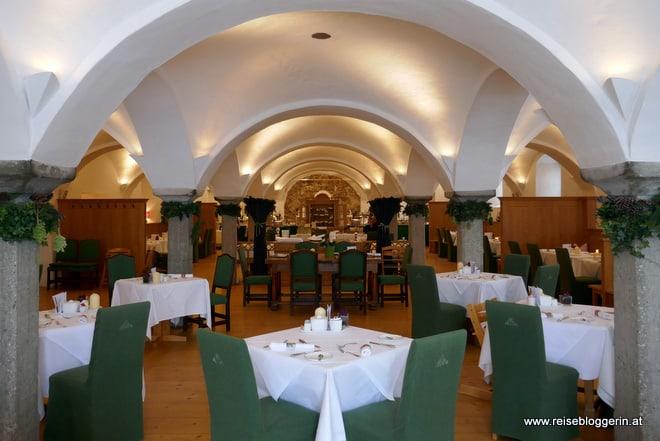 Frühstücksraum im Gmachl in Elixhausen