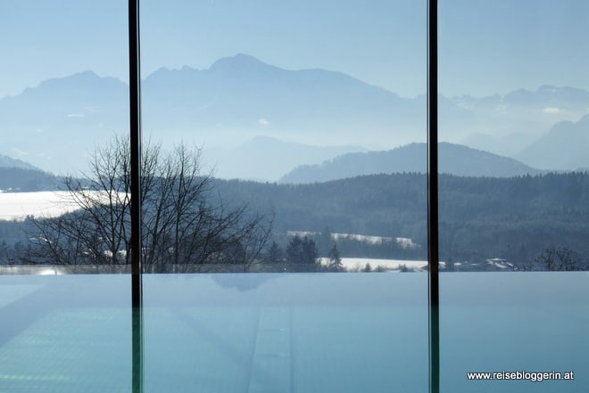 Pool with a view im Gmachl in Elixhausen