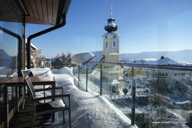 Der Winter im Gmachl in Elixhausen