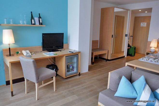 Zimmer im Romantik Hotel Gmachl in Elixhausen