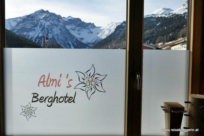 Almi's Berghotel in Obernberg