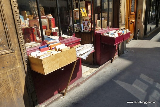 Antiquariat in Paris
