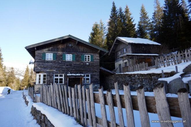Geschlossener Gasthof am Obernberger See