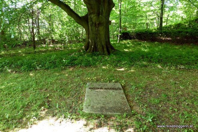 Das Grab von Karen Blixen
