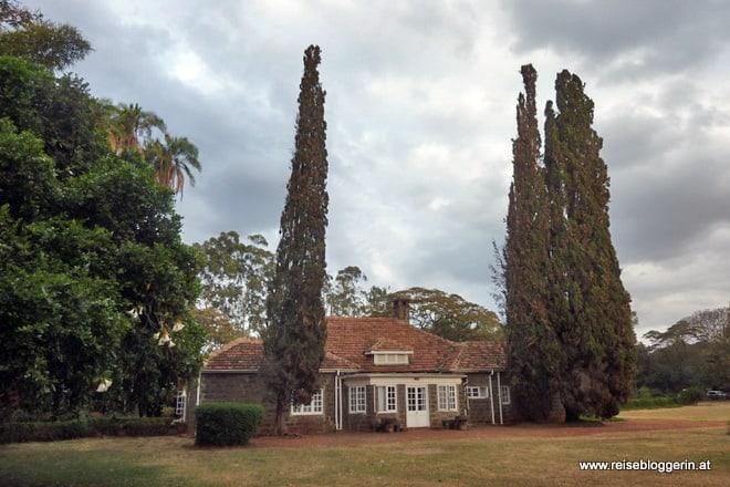 Karen Blixens Farm in Nairobi