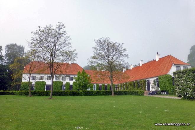 Karen Blixen Museum in Rungsted Kyst bei Kopenhagen