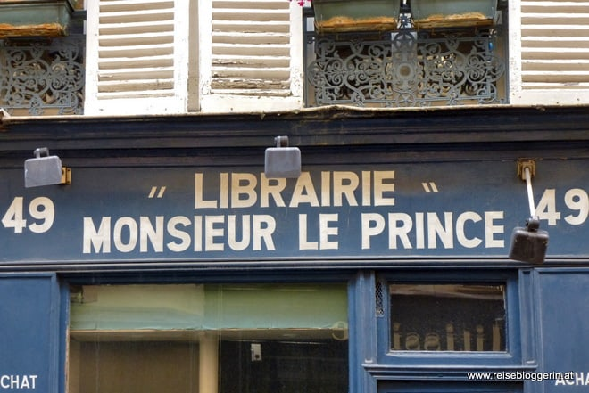 Librairie in Paris