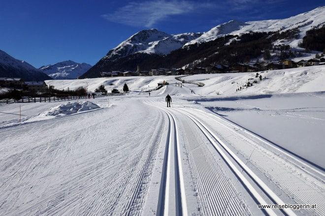 Langlaufen in Livigno
