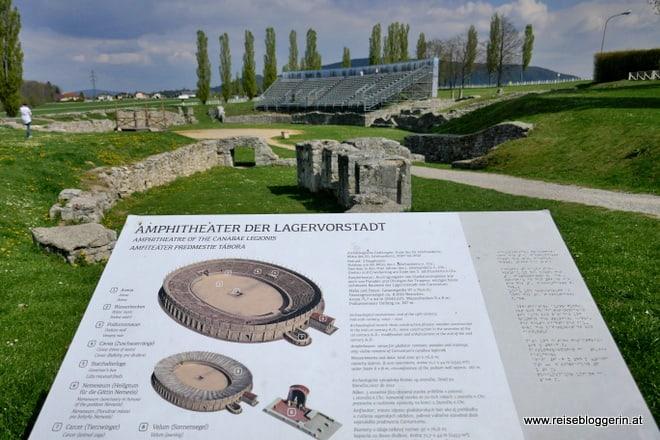 Amphitheater Lagervorstadt