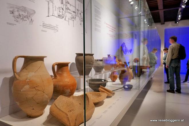 Im Museum Carnuntinum