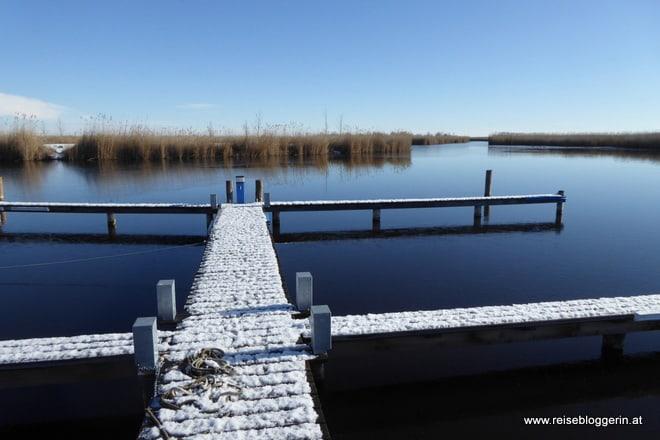 Still und starr ruht der Neusiedlersee