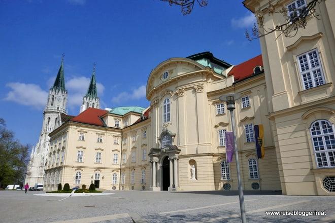 Stift Klosterneuburg - Wo sich Himmel und Erde begegnen