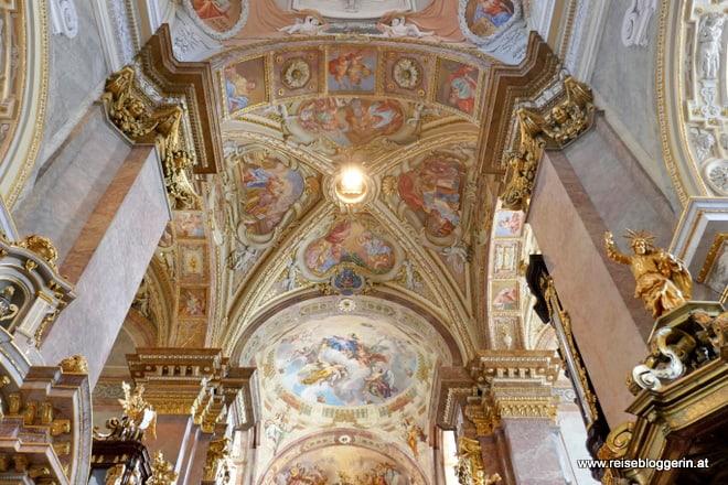 Die Stiftskirche in Klosterneuburg