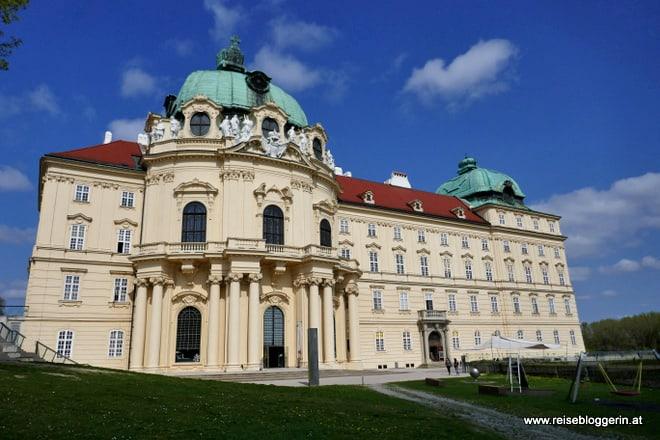 Top Ausflugsziel Niederösterreich Stift Klosterneuburg
