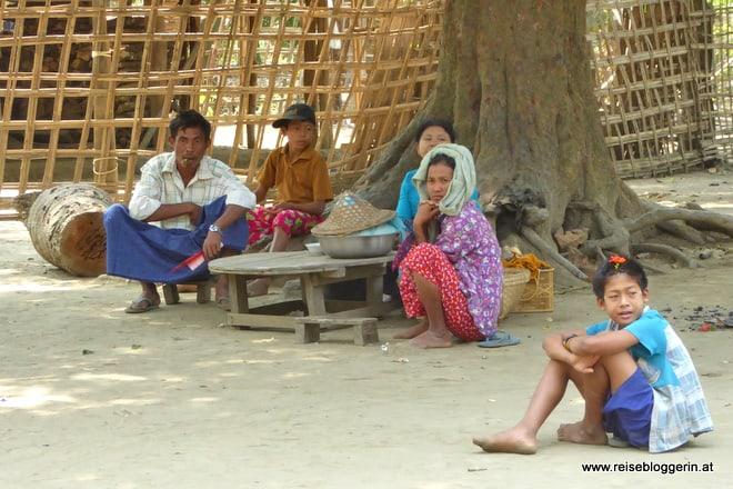 Das Volk der Chin in Myanmar
