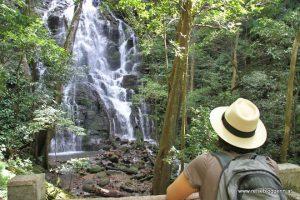 Wasserfall im Nationalpark Rincón de la Vieja