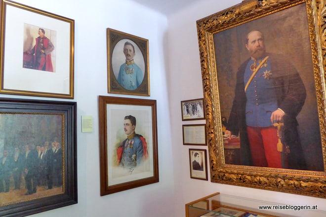 Erzherzog Franz Ferdinand Museum in Artstetten