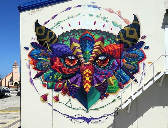 Farid Rueda Street Art San Nicolas