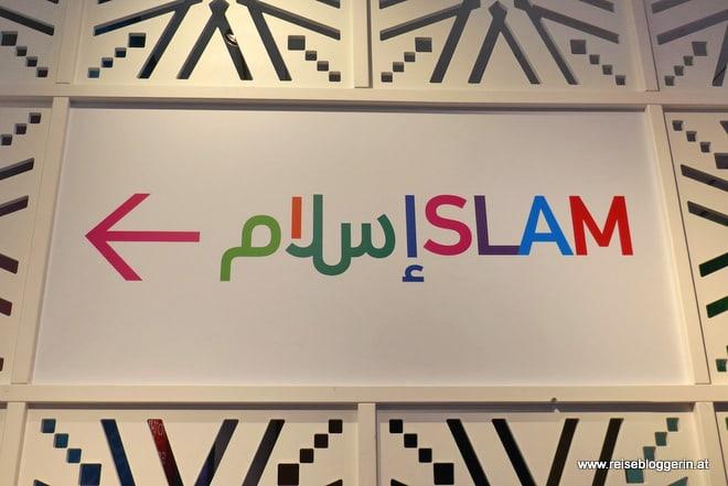 Islam Ausstellung auf der Schallaburg