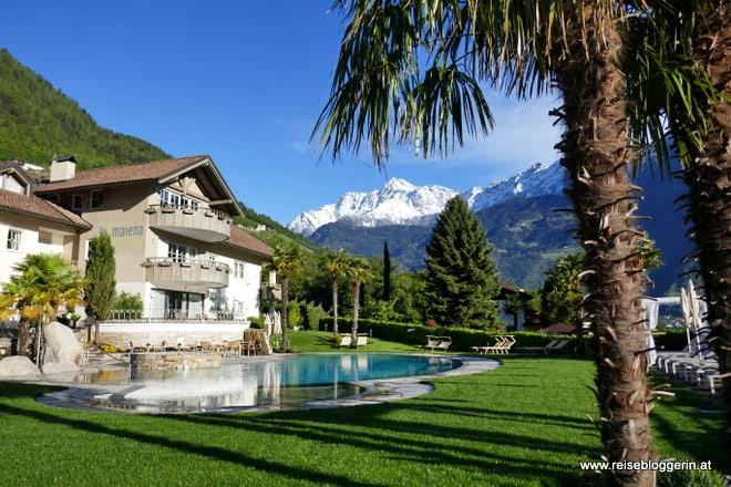 la maiena residence mit Pool