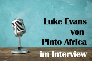 Luke Evans Interview