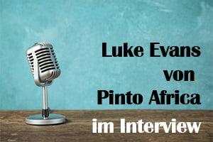 Luke Evans Interview