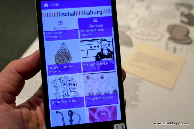 Schallaburg App