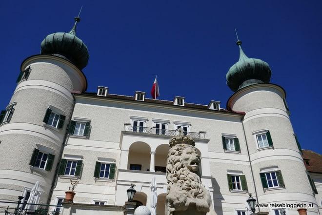 Schloss Artstetten gehört zu den TOP Ausflugszielen in Niederösterreich