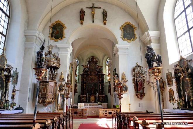 Schlosskapelle in Artstetten