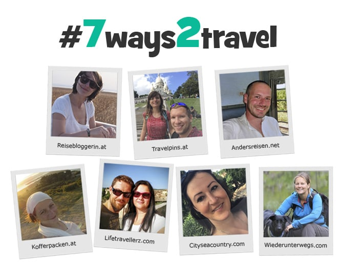 Die Reisebloggerin bei 7ways2travel