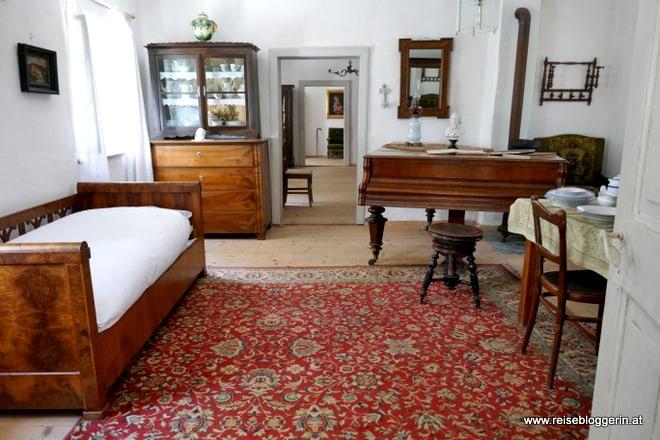Einrichtung in der Hofmühle im Museumsdorf Niedersulz