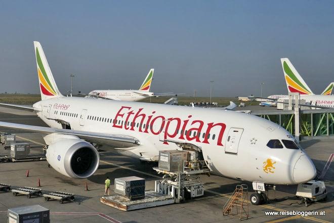 Ethiopian Airlines Fluglinie