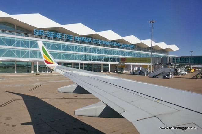 Flughafen Gaborone