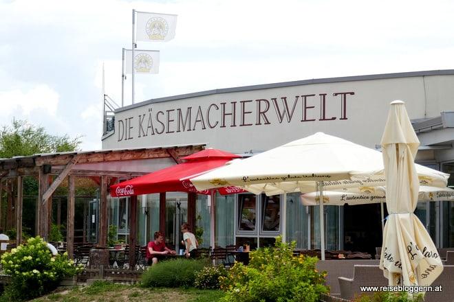 Die Käsemacherwelt in Heidenreichstein