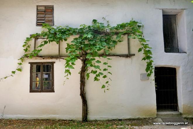 Im Museumsdorf Niedersulz