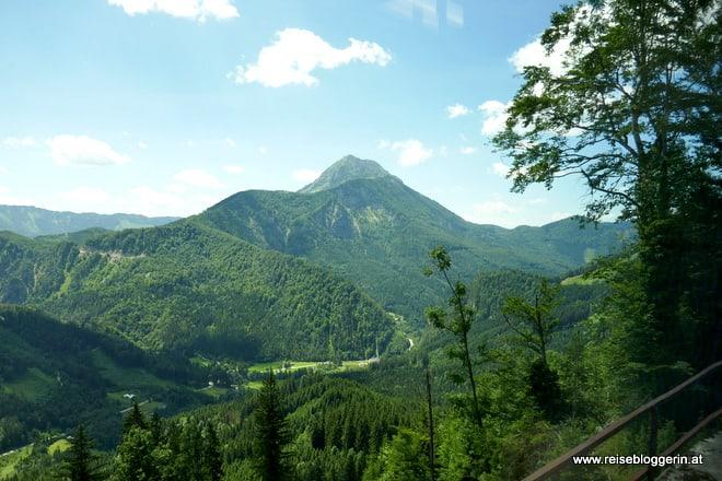 Der Ötscher ist ein Berg in Niederösterreich