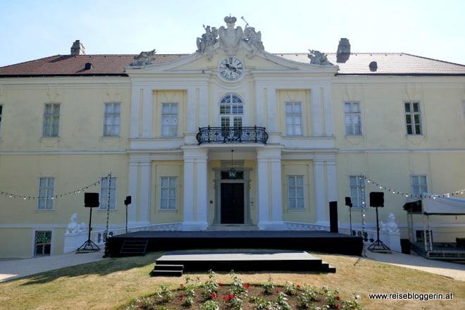 Schloss Wilfersdorf Stammschloss Liechtenstein