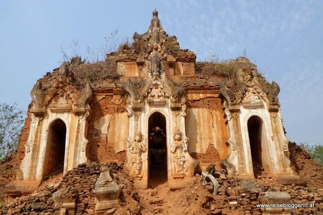 Shew Indein Stupas