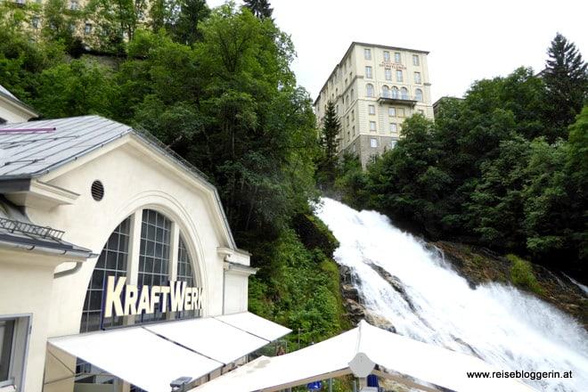 Wasserfall Gastein