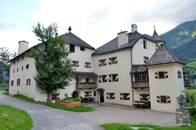 Weitmoser Schlössl in Bad Hofgastein