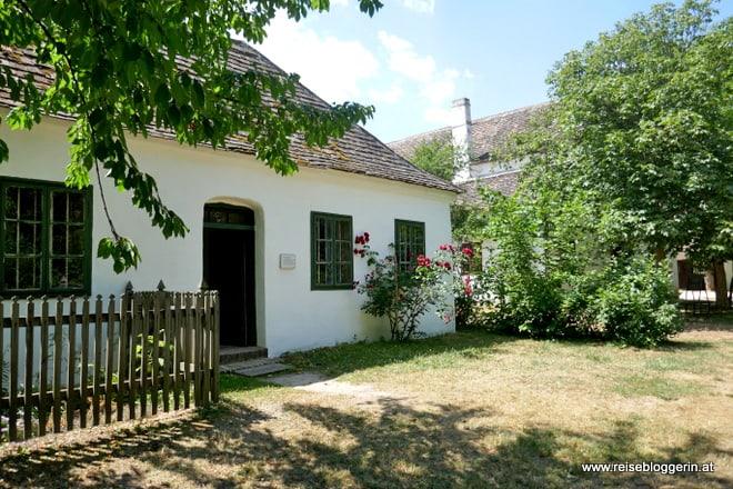 Zwerchhof im Museumsdorf Niedersulz im Weinviertel