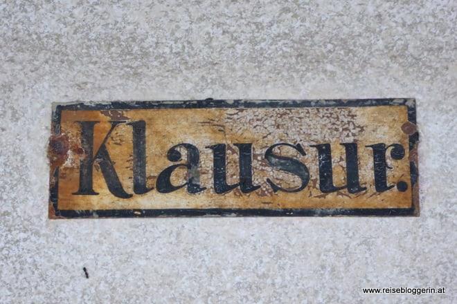 Klausur im Stift Zwettl