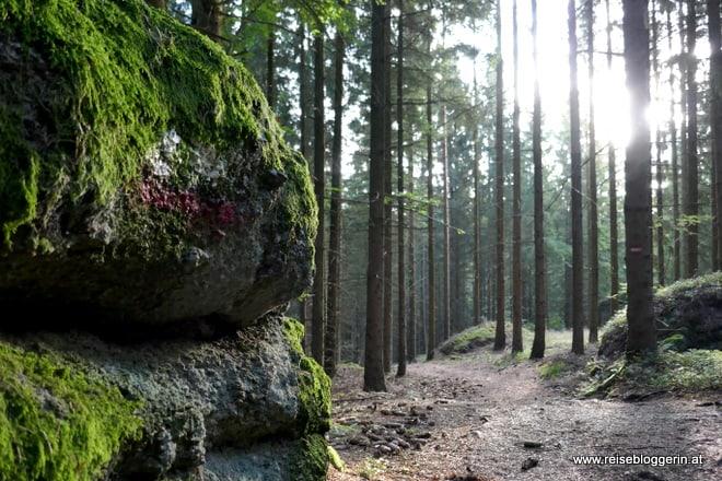 Wandern am Johannesweg