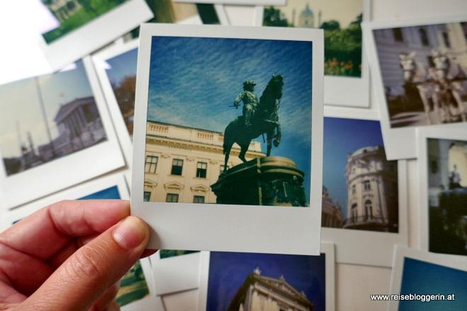 Polaroid Fototour Wien Classic