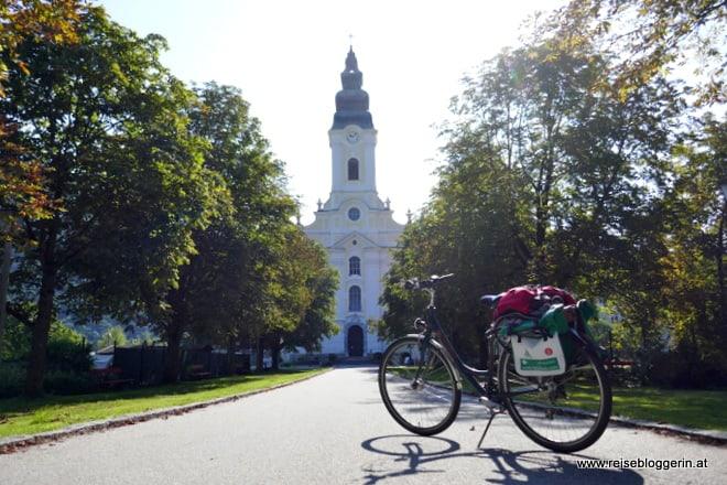 Die Stiftskirche Engelszell